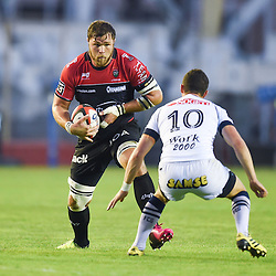 Duane Vermeulen of Toulon during the French Top 14 between Toulon and Grenoble at Stade Mayol on October 29, 2016 in Toulon, France. (Photo by Alexandre Dimou/Icon Sport)