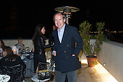 SIMON DE PURY, Zuecca Project Space and Lisson Gallery host dinner in honour of Ai Weiwe, Bauer Hotel, St. Marco,  Venice Bienalle. 28 May 2013