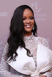 September 15, 2018 - New York City, New York, USA - 9/13/18.Rihanna at Rihanna''s 4th Annual Diamond Ball held at Cipriani Wall Street in New York City..(NYC) (Credit Image: © Starmax/Newscom via ZUMA Press)