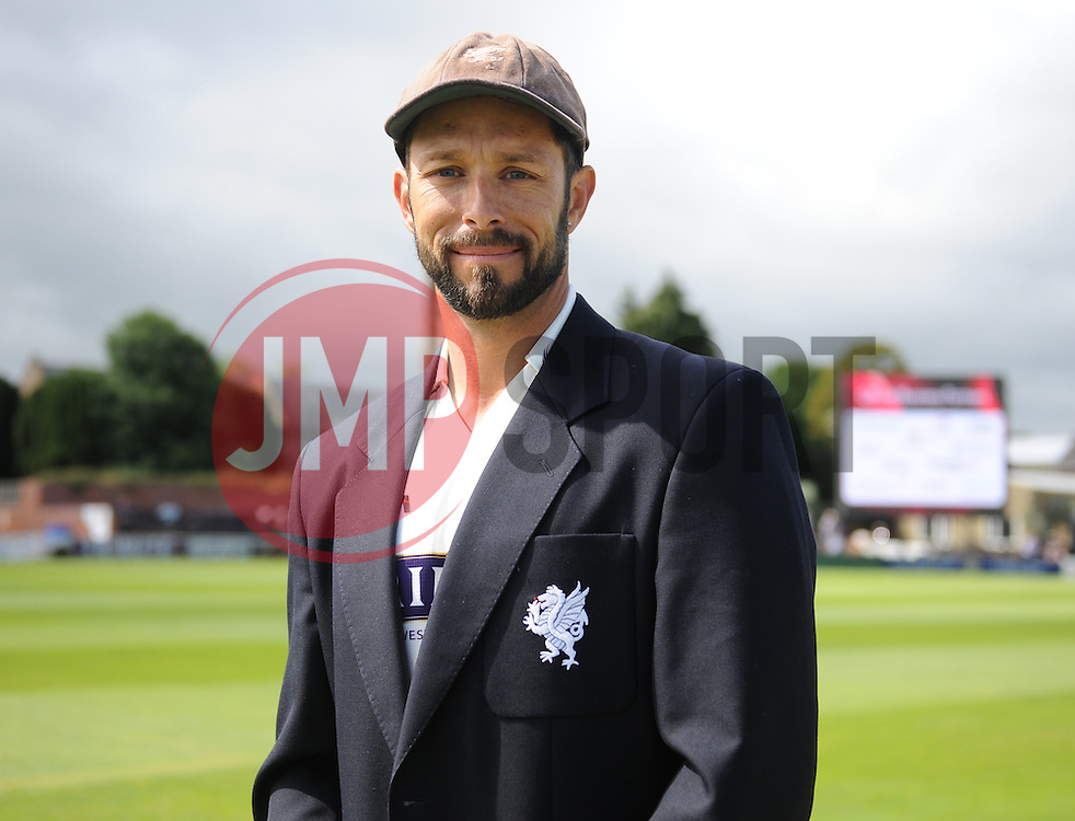 Peter Trego, captain of Somerset, poses for a photo.  - Mandatory by-line: Alex Davidson/JMP - 03/07/2016 - CRICKET - Cooper Associates County Ground - Taunton, United Kingdom - Somerset v Pakistan - Pakistan in England Tour Matches 2016