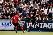 Cory Bennett of the Black Sticks at the final game of the Black Sticks v Canada Test Matches 21 October 2018. Copyright photo: Alisha Lovrich / www.photosport.nz