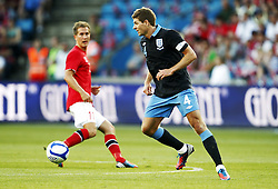 Steven Gerrard, Norway V England friendly , May  2012.  Photo by: Imago / i-Images