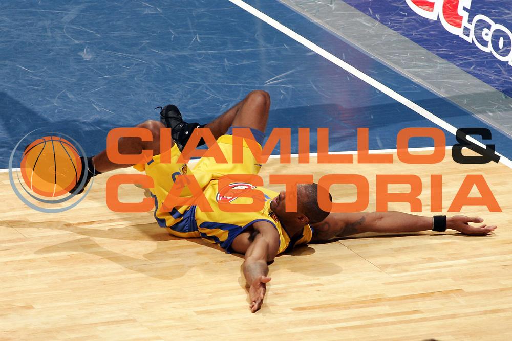DESCRIZIONE : Praga Eurolega 2005-06 Final Four Finale 1-2 Posto Cska Mosca Maccabi Tel Aviv<br />GIOCATORE : Solomon<br />SQUADRA : Maccabi Tel Aviv<br />EVENTO : Eurolega 2005-2006 Final Four Finale 1-2 Posto <br />GARA : Cska Mosca Maccabi Tel Aviv<br />DATA : 30/04/2006 <br />CATEGORIA : <br />SPORT : Pallacanestro <br />AUTORE : Agenzia Ciamillo-Castoria/P.Lazzeroni