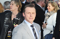 Simon Pegg, Star Trek Into Darkness London Film Premiere, Empire Cinema Leicester Square, London UK, 02 May 2013, (Photo by Richard Goldschmidt)