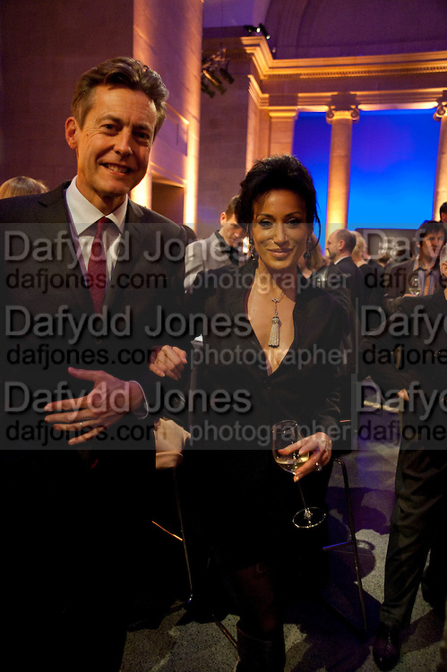 BEN BRADSHAW; NANCY DELL D'OLIO, Turner prize 2009. Tate Britain. Millbank. London. 7 December 2009