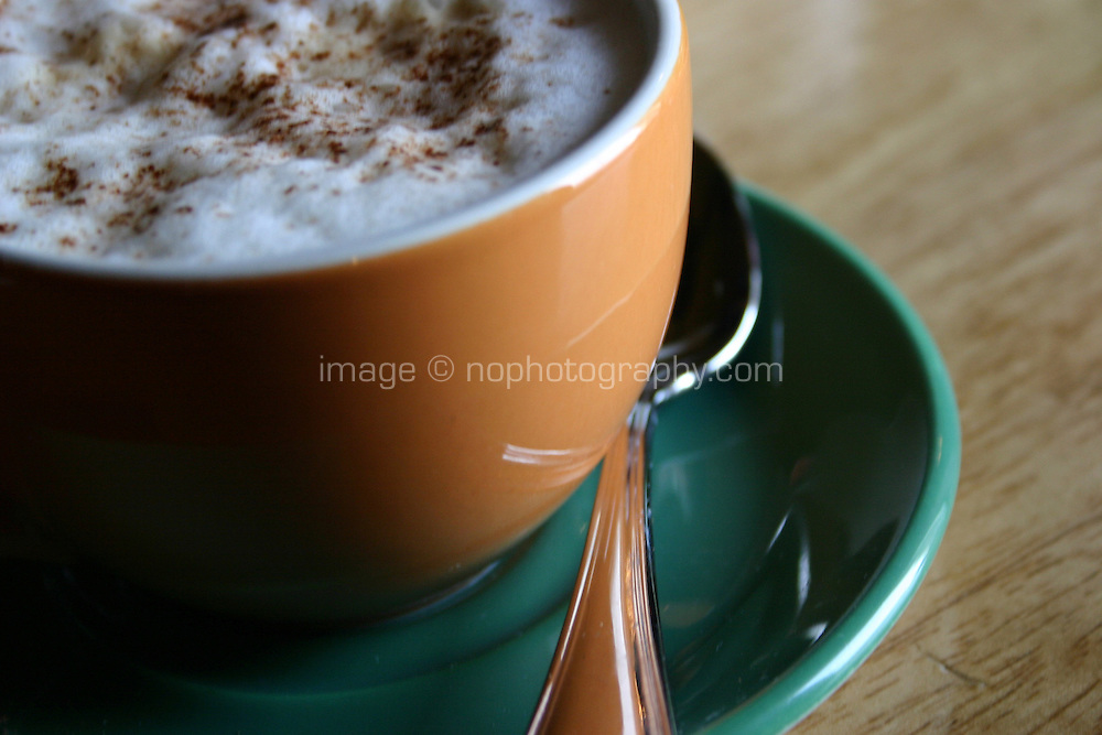 Cappuchino cup<br />