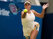 Madison Keys of the United States in action during the second round at the 2018 US Open Grand Slam tennis tournament, at Billie Jean King National Tennis Center in Flushing Meadow, New York, USA, August 30th 2018, Photo Rob Prange / SpainProSportsImages / DPPI / ProSportsImages / DPPI