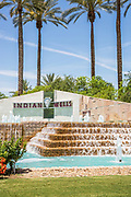 Indian Wells Hyatt Regency Resort Entrance