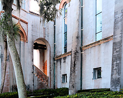 Courtyard, Flagler Memorial Presbyterian Church