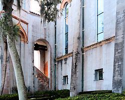 Courtyard, Flagler Memorial Presbyterian Church