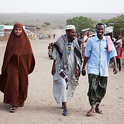 In Dowe district. Helema, Sheik Mohammad,and Ali Sultaan all advocates for stopping FGM. Helema sits on the community council with Sultaan and is head of Women and Children's office in Dowe. She is unmarried. Ali has three daughters, the oldest was cut but he has since change his mind an  d his two younger ones are not. The Sheik is  a scholar of the Quran and works with AISDA to tell people that FGM is NOT a part Islam and that no other Muslim communities perform FGM.  Action for Integrated Sustainable Development Association (AISDA) work in the AFAR region of Eastern Ethiopia, based in Delafagi. The Afars practise an old tradition of Female Genital Mutilation where the baby girls has her clitoris and labia cut away and her vagina sewn up. The day before her wedding day the girl is un-stiched ready for marriage. Its a brutal and barbaric tradition which AISDA is challenging with great effect, now more than a hundred girls in Dowe district have been saved from the knife and AISDA is now rolling out the scheme in Delafagi. Delafagi is where the oldest ever human remains have been found, the found is thought to be 4.5 mill years old.
