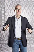 Steve McHale, CEO of Explorys photographed for Inside Business Magazine on Thursday, Oct. 10, 2013.