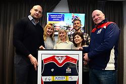 Bristol Rugby sponsor - Mandatory by-line: Dougie Allward/JMP - 24/03/2017 - RUGBY - Ashton Gate - Bristol, England - Bristol Rugby v Gloucester Rugby - Aviva Premiership