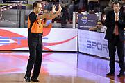 DESCRIZIONE : Roma Campionato Lega A 2013-14 Acea Virtus Roma EA7 Emporio Armani Milano <br /> GIOCATORE : Arbitro Luca Banchi<br /> CATEGORIA : Arbitro Mani Composizione<br /> SQUADRA : EA7 Emporio Armani Milano Arbitro<br /> EVENTO : Campionato Lega A 2013-2014<br /> GARA : Acea Virtus Roma EA7 Emporio Armani Milano <br /> DATA : 02/12/2013<br /> SPORT : Pallacanestro<br /> AUTORE : Agenzia Ciamillo-Castoria/GiulioCiamillo<br /> Galleria : Lega Basket A 2013-2014<br /> Fotonotizia : Roma Campionato Lega A 2013-14 Acea Virtus Roma EA7 Emporio Armani Milano <br /> Predefinita :