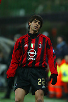 Milan 08-03-2005<br />Champions League 2004-2005<br />Milan Manchester United<br />nella  foto Kakà<br />Foto Snapshot / Graffiti