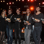 NLD/Amsterdam/20150203 - Uitreiking 100% NL Awards 2015,