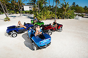Having fun on the Gibbs Sports Quadski XL in Islamorada, Florida. Automotive Photography by Jeffrey A McDonald