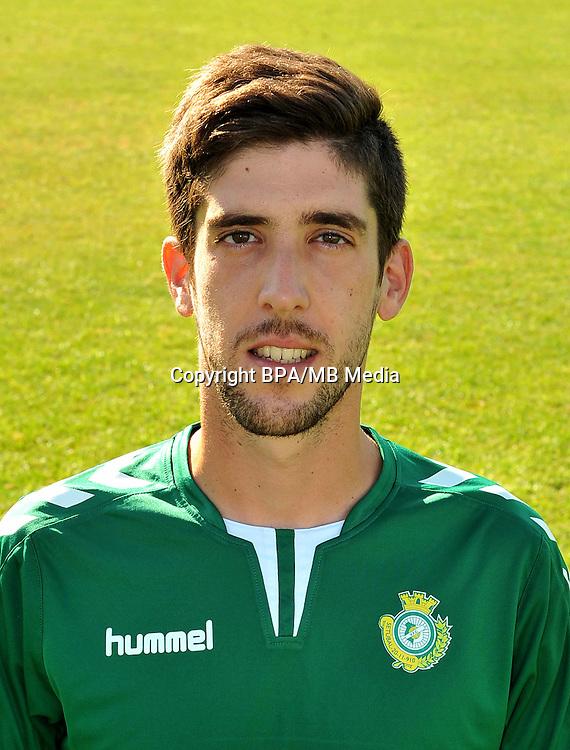 Portugal - Primera Liga NOS 2016-2017 / <br /> ( Vitoria Setubal FC ) - <br /> Rui Pedro Coimbra Chaves &quot; Ruca &quot;