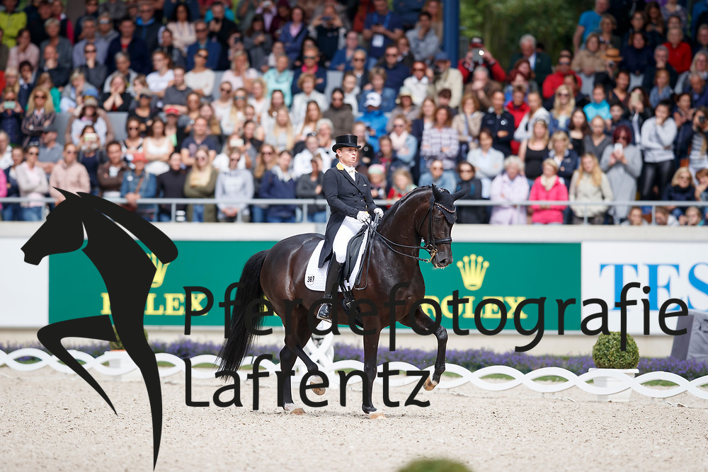 Werth, Isabell (GER), Weihegold OLD<br /> Aachen - CHIO 2017<br /> Grand Prix Kür, Grosser Dressurpreis von Aachen<br /> © www.sportfotos-lafrentz.de/Stefan Lafrentz