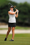 Brittany Altomare during the final round of the IOA Golf Classic at Alaqua Country Club on March {today day}, 2014 in Longwood, Florida.<br /> <br /> ©2014 Scott A. Miller