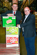 l-r, Nigel Smith, Supply Chain Director Tayto, and, Phil Storer, Country director Pooling Partners