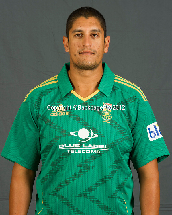 Rory Kleinveldt  of South Africa
