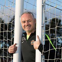 Dundee United Manager Ray McKinnon pictured at the clubs training ground in St Andews…27.12.16<br />
