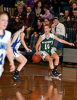 38th annual Holiday Basketball Tournament Newfound versus Winnisquam December 29, 2011.