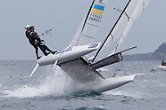 2013 SWC Hyères | Thu 25 April | Nacra 17