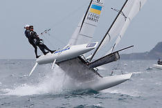 2013 SWC Hyères | Thu 25 April