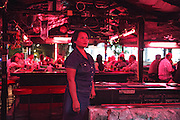 Ms Boulai in the Nu Kluea area, a northern suburb of Pattaya  where a lot of German tourists hang out in some of the many German restaurants and bars that are located there.<br /> &copy; Giulio Di Sturco<br />Pattay, Thailand 2016
