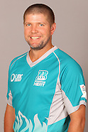CLT20 2013 - Team Headshots