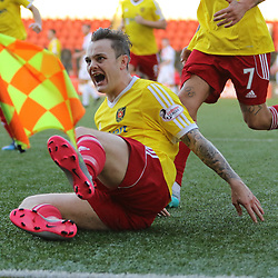 Airdrieonians v Albion Rovers   Scottish League One   31 October 2015