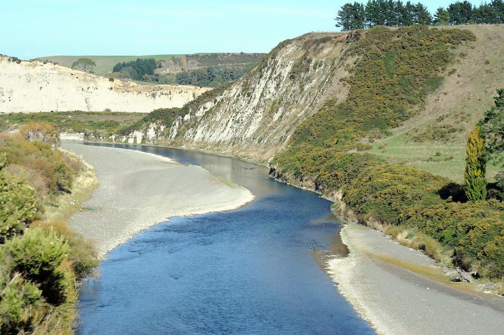 Mohaka River, Mohaka, New Zealand, Sunday, May 05, 2013. Credit:SNPA / Ross Setford