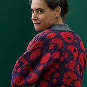 EDINBURGH, SCOTLAND - AUGUST21. Sarah Chayes  poses during a portrait session held at Edinburgh Book Festival on August 21, 2007  in Edinburgh, Scotland. (Photo by Marco Secchi/Getty Images).