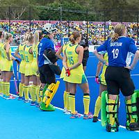 Gold Medal AUS v NZ Women