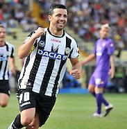 2011/09/18 Udinese vs Fiornetina 2-0