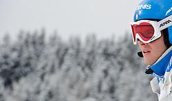 21.01.2011, Hahnenkamm, Kitzbuehel, AUT, FIS World Cup Ski Alpin, Men, Super G, im Bild // Christof Innerhofer (ITA) // during the men super g race at the FIS Alpine skiing World cup in Kitzbuehel, EXPA Pictures © 2011, PhotoCredit: EXPA/ S. Zangrando