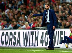 England Manager Gareth Southgate points - Mandatory by-line: Robbie Stephenson/JMP - 04/09/2017 - FOOTBALL - Wembley Stadium - London, United Kingdom - England v Slovakia - 2018 FIFA World Cup Qualifier
