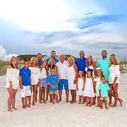 Moore (Darlene) Family Beach Photos