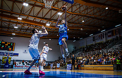 Dusanic  Maj of Slovenia during basketball match between National teams of Greece and Slovenia in the Group Phase C of FIBA U18 European Championship 2019, on July 29, 2019 in  Nea Ionia Hall, Volos, Greece. Photo by Vid Ponikvar / Sportida