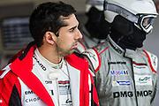 Neel Jani | Porsche Team | Porsche 919 Hybrid | 2016 FIA World Endurance Championship | Silverstone Circuit | England |17 April 2016. Photo by Jurek Biegus.