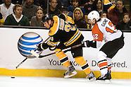 Philadelphia Flyers vs. Boston Bruins 2-07-09