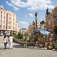 Place Philippe II de Macédoine ŕ Plovdiv