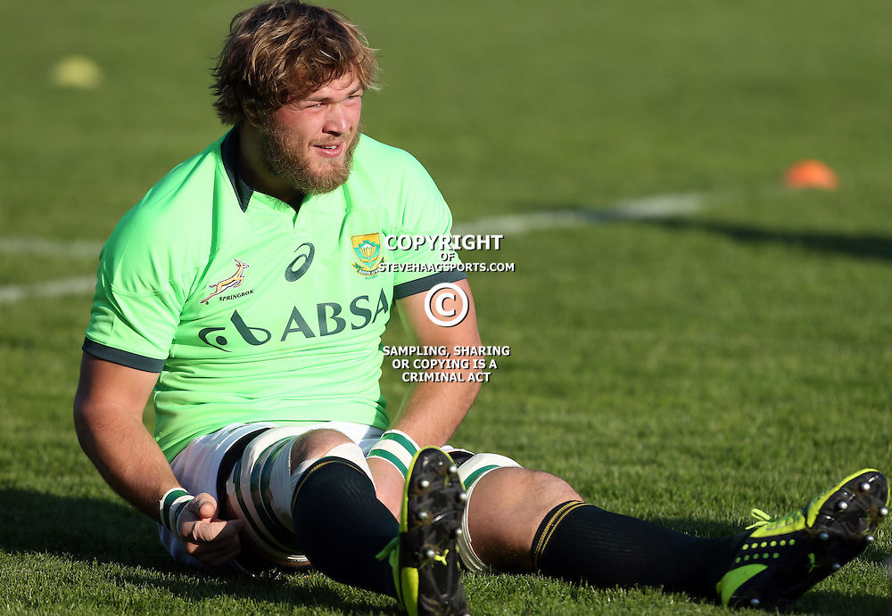 PADUA, ITALY - NOVEMBER 22: Duane Vermeulen of South Africa during the Castle Lager Outgoing Tour match between Italy and South African at Stadio Euganeo on November 22, 2014 in Padua, Italy. (Photo by Steve Haag/Gallo Images)