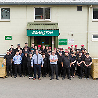Branston Potatoes Group photo