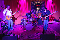 John Fries Band at BRYAC Restaurant Bridgeport CT | 18 May 2014