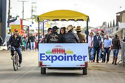 Movimento de Público na 38ª Expointer, que ocorre entre 29 de agosto e 06 de setembro de 2015 no Parque de Exposições Assis Brasil, em Esteio. FOTO: Pedro H. Tesch/ Agência Preview