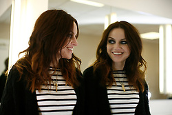 """UK ENGLAND LONDON 18OCT12 -  Scottish recording artist  Amy MacDonald poses for a portrait at the ITN studios in London...Macdonald rose to fame in 2007 with her debut album, This Is the Life and its fourth single, """"This Is the Life""""..jre/Photo by Jiri Rezac..© Jiri Rezac 2012"""