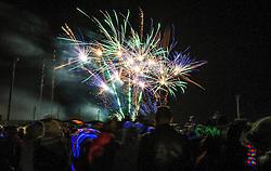 Fireworks at Sixways - Mandatory by-line: Robbie Stephenson/JMP - 05/11/2016 - Sixways Stadium - Worcester, England